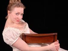 Rebecca Vaughan  in 'Austen's Women'