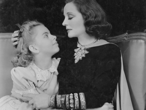 Joan Shepard with Talullah Bankhead