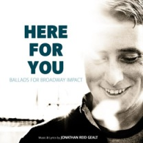 here for you -Johanthan Reid-Gealt