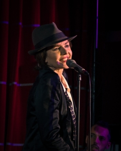 Lucy Dixon at Crazy Coqs